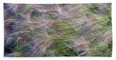 Dancing Foxtail Grass Beach Sheet