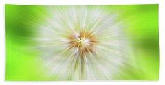 Dandelion Warp Beach Sheet