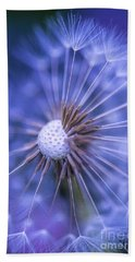 Dandelion Wish Beach Towel