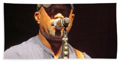 Darius Rucker Live Beach Towel
