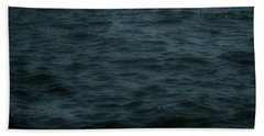 Dark And Stormy Thoughts Beach Towel