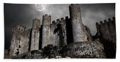 Dark Castle Beach Towel