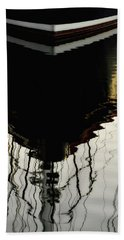 Dark Nature Beach Towel