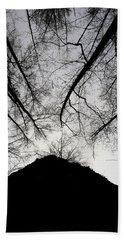 Dark Shadows Beach Sheet