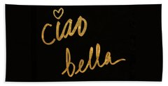 Darling Bella II Beach Towel