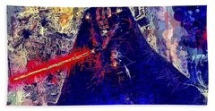 Darth Vader Beach Towel
