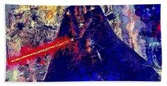 Darth Vader Beach Sheet