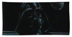 Darth Vader Study Beach Sheet