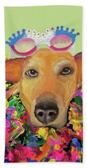 Date With Paint Sept 18 6 Beach Towel