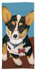 Date With Paint Sept 18 8 Beach Towel