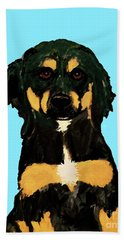 Date With Paint Sept 18 9 Beach Towel