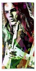 Dave Gilmour Dark Side Beach Sheet