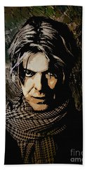 David 5 Beach Towel