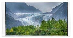 Davidson Glacier Beach Towel