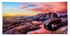 Dawn Colours Beach Sheet