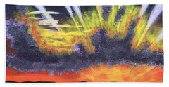 Dawn Beach Towel by Donald J Ryker III