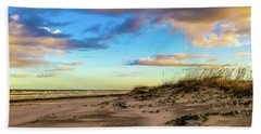 Dawn Is A Feeling Beach Towel
