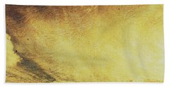 Dawn Of A New Day Texture Beach Towel