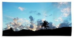 Dawn Of A New Day Treasure Coast Florida Seascape Sunrise 765 Beach Towel