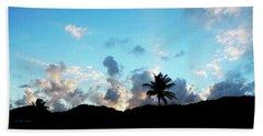 Dawn Of A New Day Treasure Coast Florida Seascape Sunrise 765 Beach Sheet