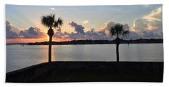 Celebrate 450 Landing Day Beach Towel