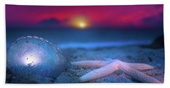 Beach Towel featuring the photograph Dawn Of The Warriors by Mark Andrew Thomas