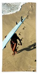 Dawn Patrol Beach Towel