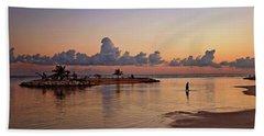 Dawn Reflection Beach Towel