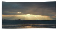 Daybreak Charleston Beach Towel