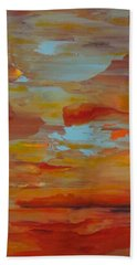 Days End Beach Towel