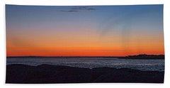 Days Pre Dawn Beach Towel