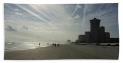 Daytona Beach Early Beach Towel
