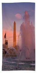Dc Sunset Beach Towel