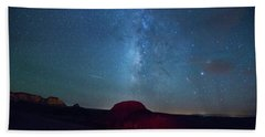 De Na Zin Milky Way Beach Towel