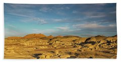 De Na Zin Wilderness Sunset Beach Towel