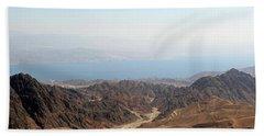 Dead Sea-israel Beach Towel