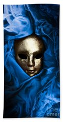 Death In The Valley Of Kings Beach Towel