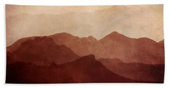 Death Valley Beach Towel