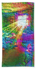 Deep Dream Beach Towel