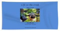 Deer Creek Ferns Beach Sheet