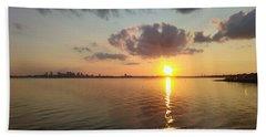 Deer Island Sunset Beach Sheet