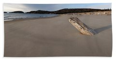 Beach Towel featuring the photograph Defiant   by Doug Gibbons