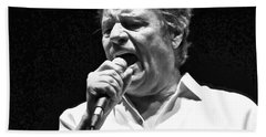 Delbert Mcclinton Sings The Blues Beach Towel