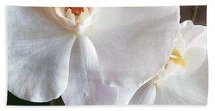 Delicate Bloom Beach Towel