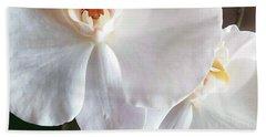 Delicate Bloom Beach Sheet