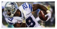 Demarco Murray Beach Towel