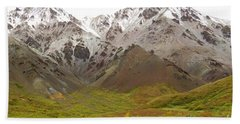 Denali Dusting Beach Towel