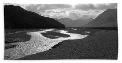 Denali National Park 5 Beach Towel