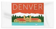Denver City Park/coral Beach Sheet