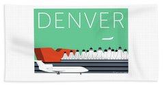 Denver Dia/aqua Beach Sheet